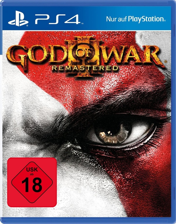 Cover zu God of War 3 Remastered