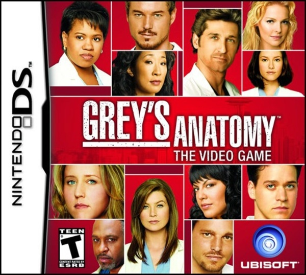 Cover zu Grey's Anatomy: The Video Game
