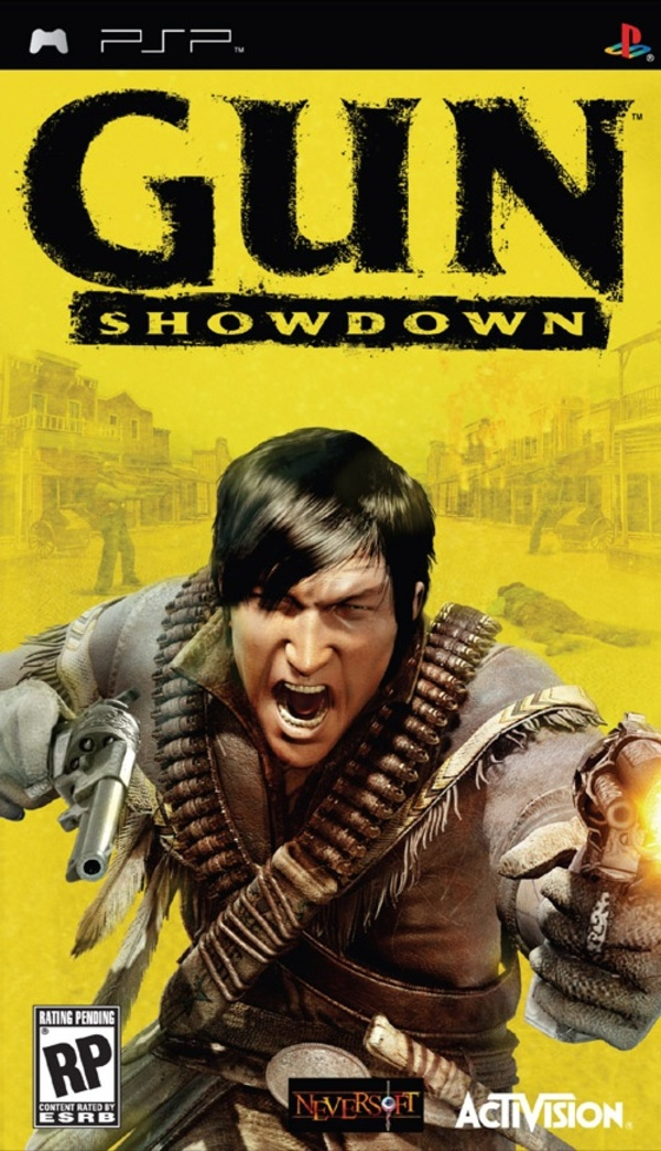Cover zu Gun Showdown