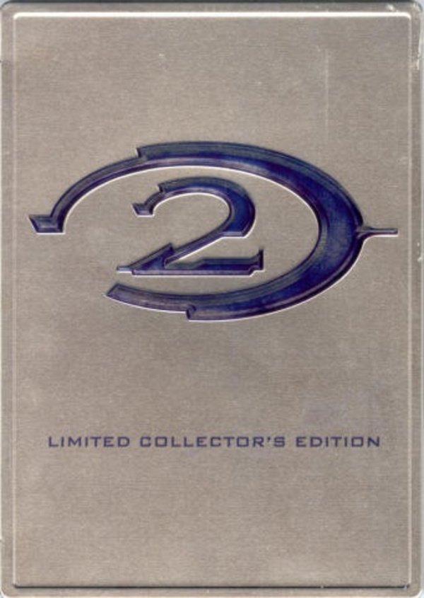 Cover zu Halo 2 (Limited Collector's Edition)