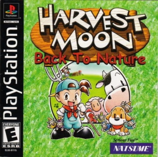 Cover zu Harvest Moon: Back to Nature