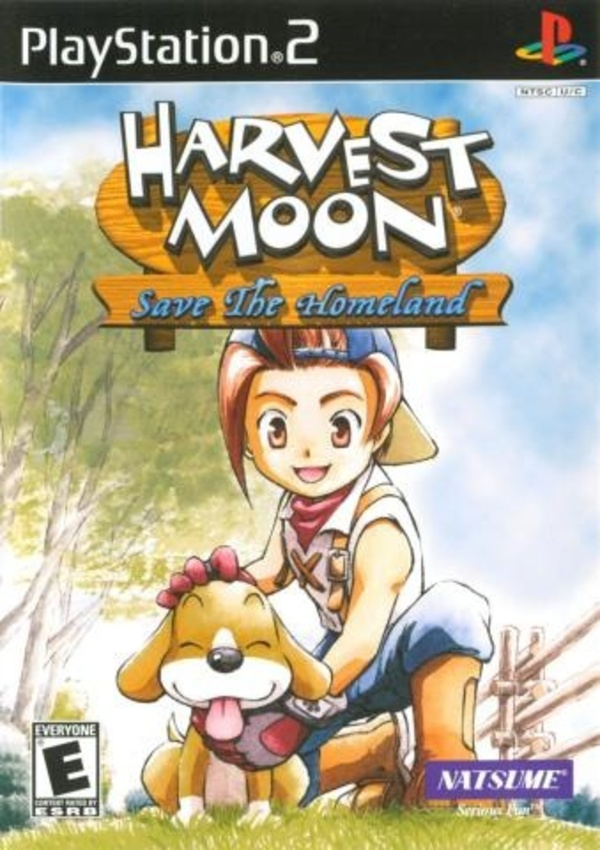 Cover zu Harvest Moon: Save the Homeland