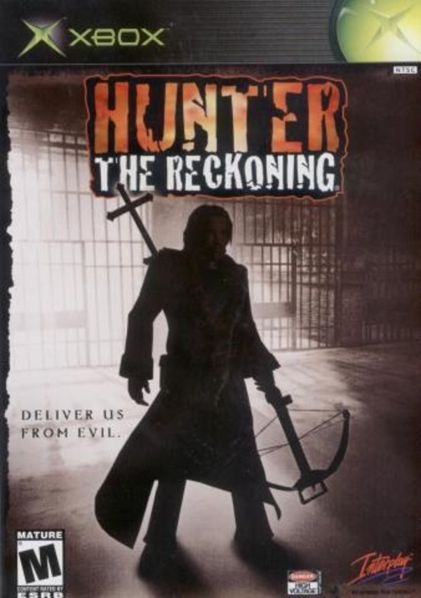 Cover zu Hunter: The Reckoning