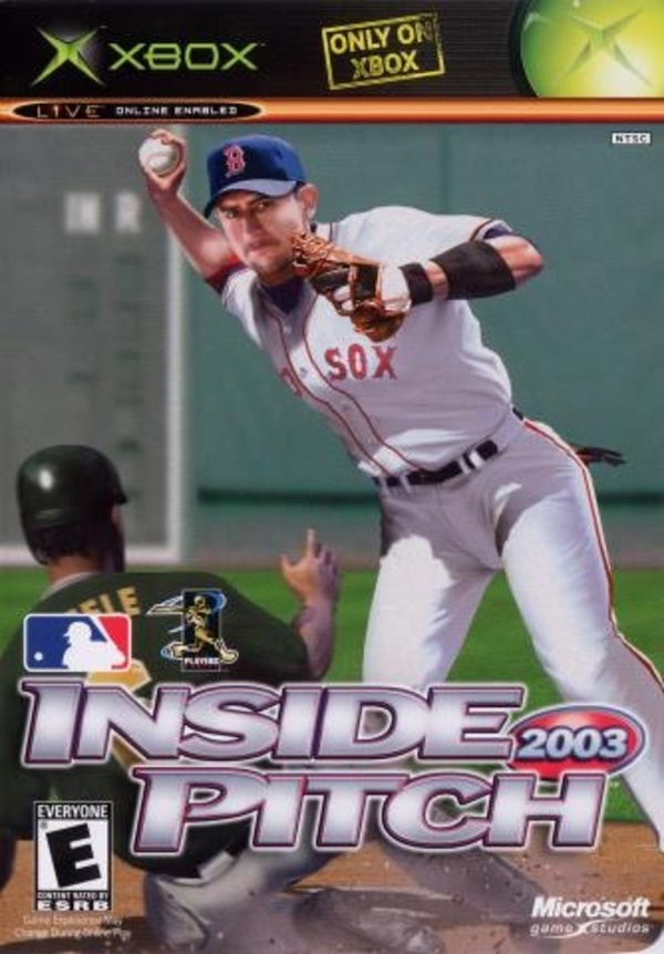 Cover zu Inside Pitch 2003