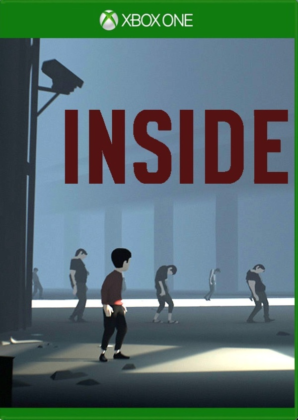 Cover zu Inside