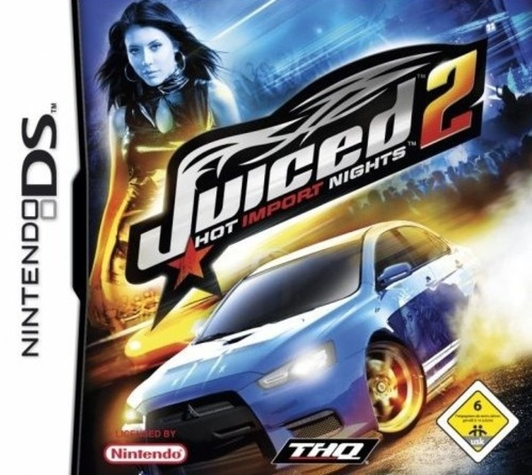 Cover zu Juiced 2: Hot Import Nights