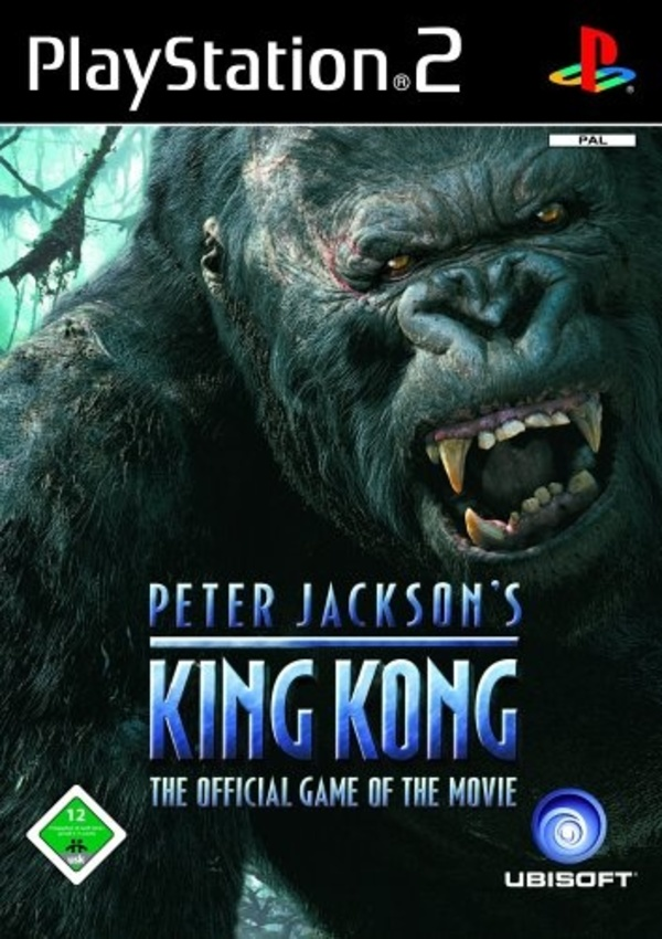 Cover zu Peter Jackson's King Kong