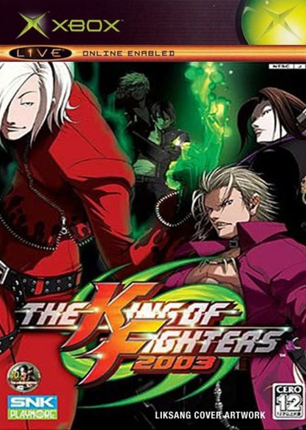Cover zu The King of Fighters 2003