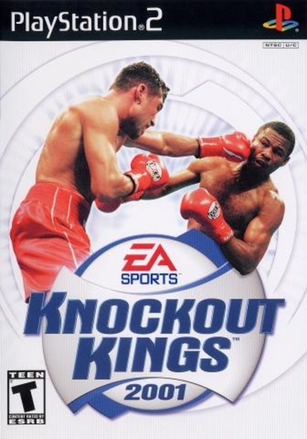 Cover zu Knockout Kings 2001