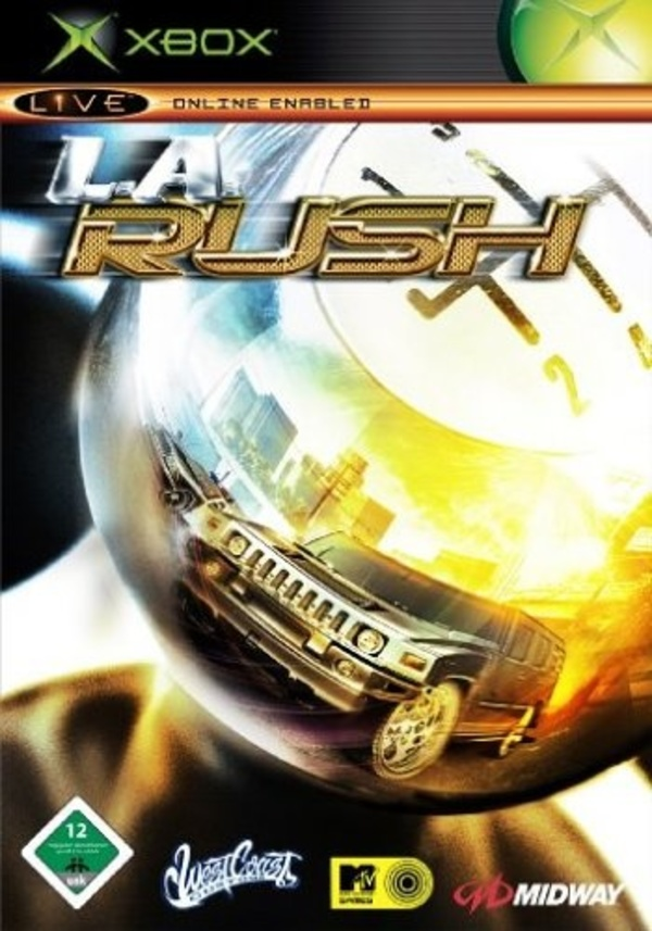 Cover zu L.A. Rush