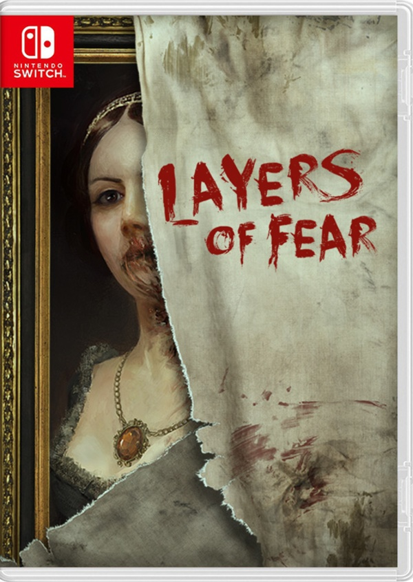 Cover zu Layers of Fear