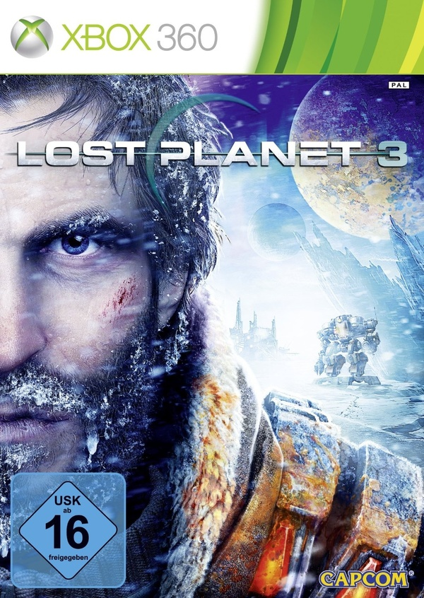 Cover zu Lost Planet 3