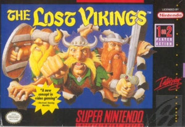Cover zu The Lost Vikings