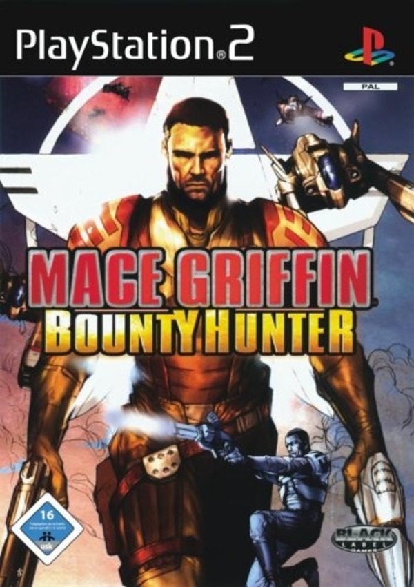 Cover zu Mace Griffin: Bounty Hunter