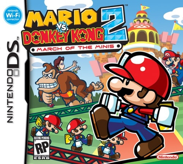Cover zu Mario vs. Donkey Kong 2: March of the Minis