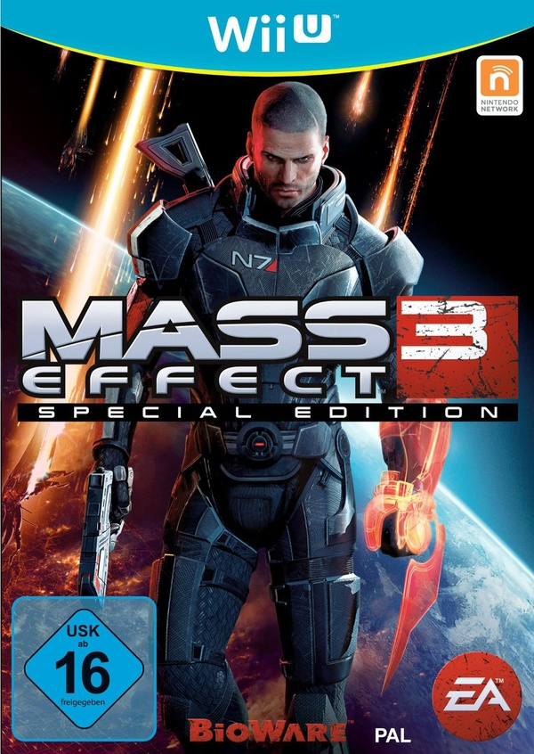 Cover zu Mass Effect 3: Special Edition