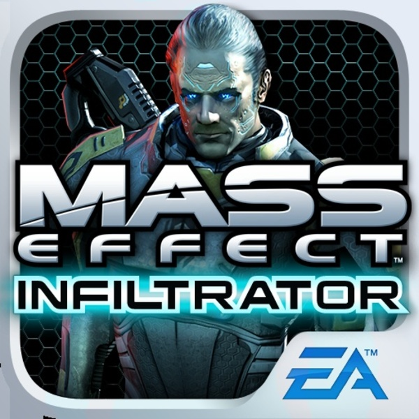 Cover zu Mass Effect: Infiltrator