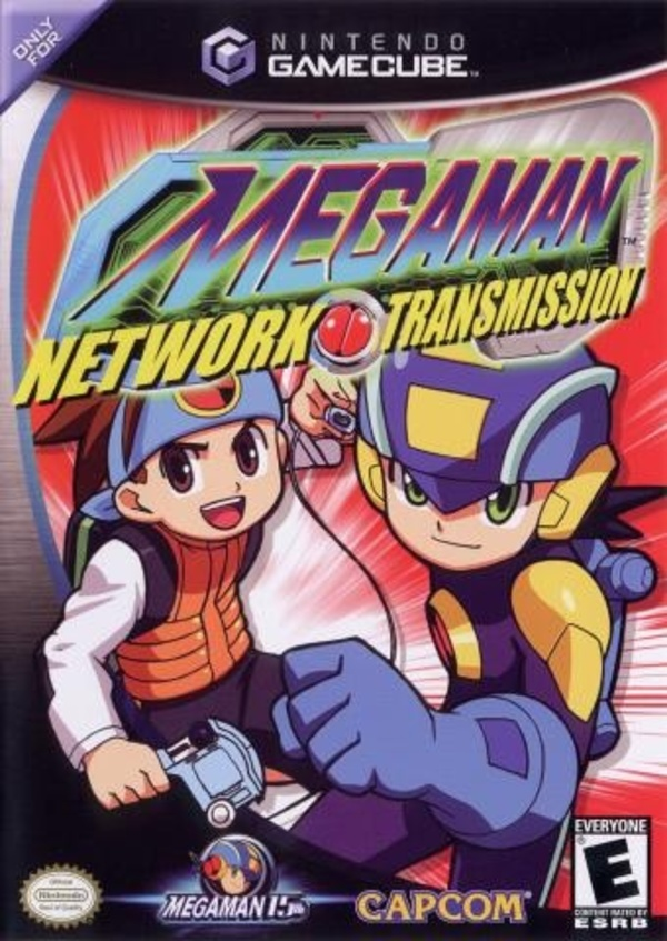 Cover zu Megaman Network Transmission