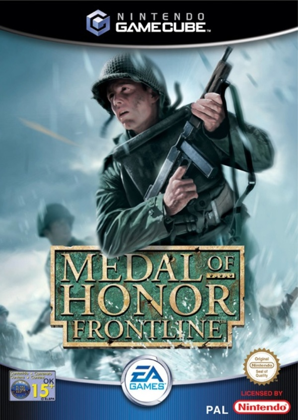 Cover zu Medal of Honor: Frontline