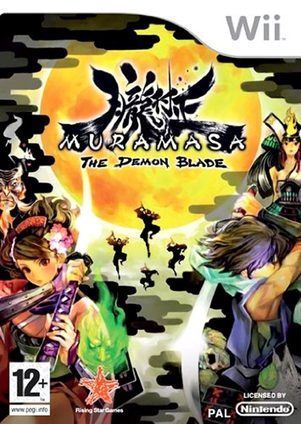 Cover zu Muramasa: The Demon Blade
