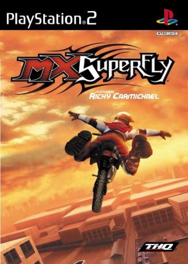 Cover zu MX Superfly