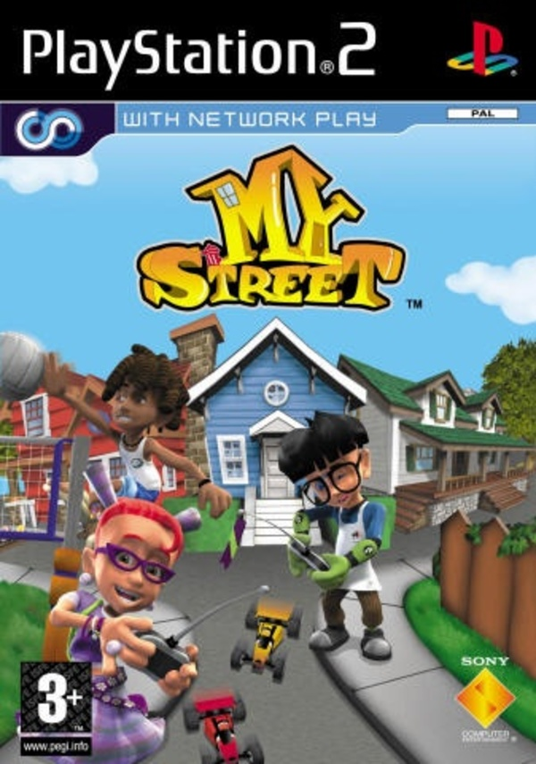 Cover zu My Street