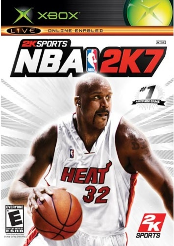 Cover zu NBA 2K7