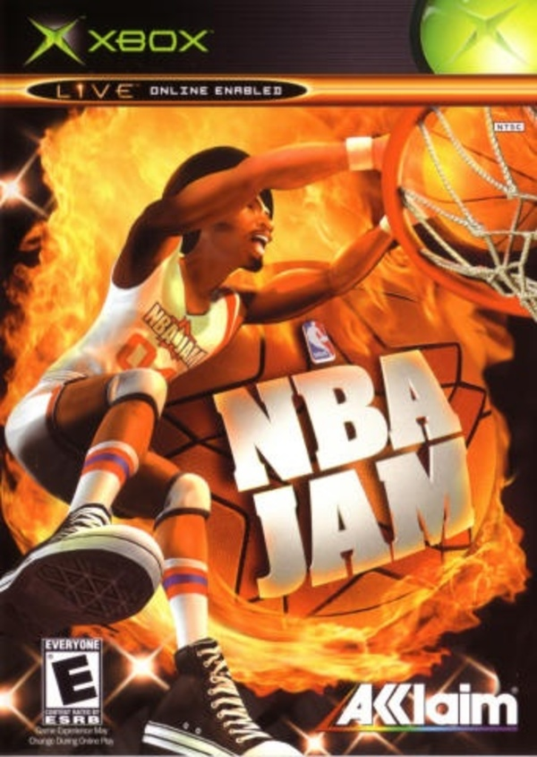 Cover zu NBA Jam