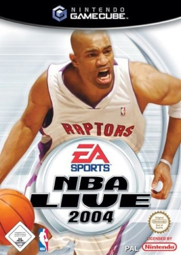 Cover zu NBA Live 2004