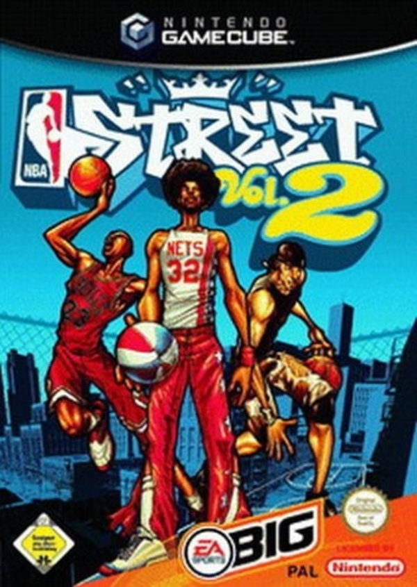 Cover zu NBA Street Vol. 2
