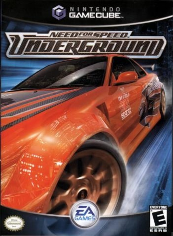 Cover zu Need for Speed: Underground