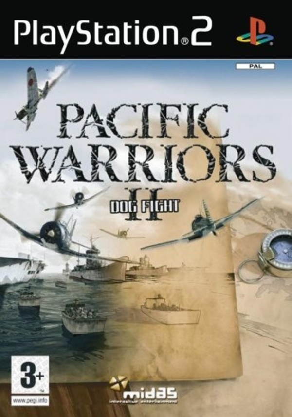 Cover zu Pacific Warriors 2