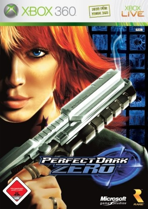 Cover zu Perfect Dark Zero