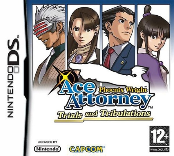 Cover zu Phoenix Wright: Ace Attorney - Trials & Tribulations