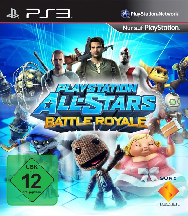 Cover zu PlayStation All-Stars Battle Royale