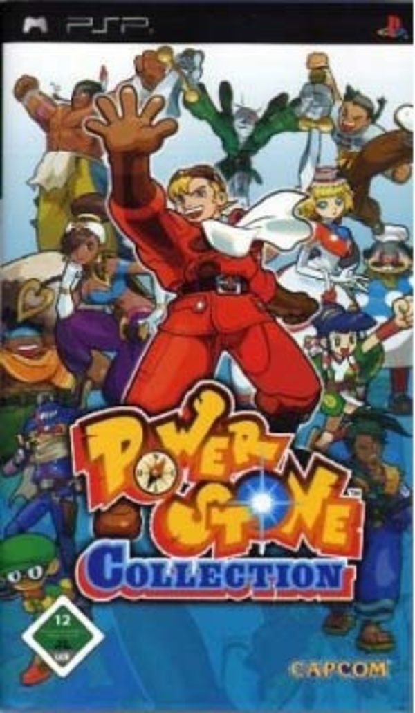 Cover zu Power Stone Collection
