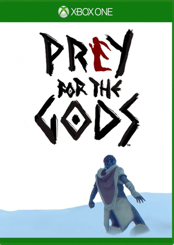 Cover zu Prey for the Gods