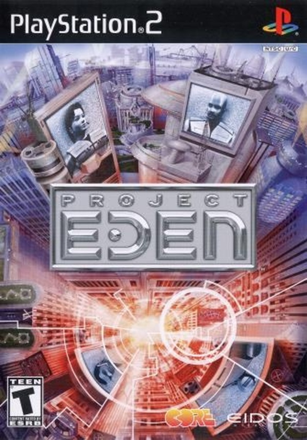 Cover zu Project Eden