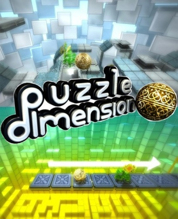 Cover zu Puzzle Dimension