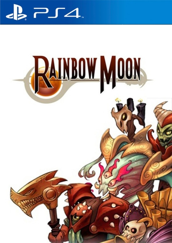 Cover zu Rainbow Moon