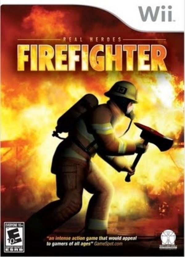 Cover zu Real Heroes: Firefighter