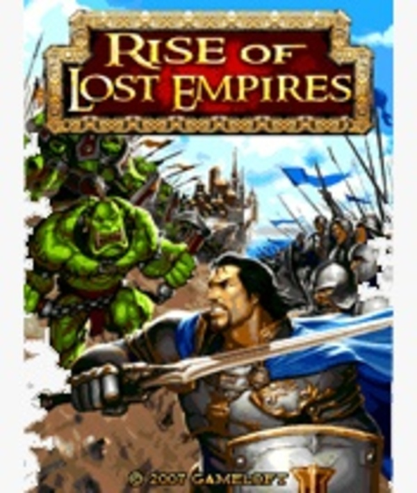 Cover zu Rise of Lost Empires