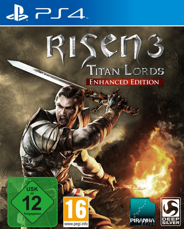 Cover zu Risen 3: Titan Lords - Enhanced Edition
