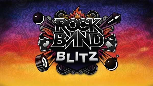Cover zu Rock Band Blitz
