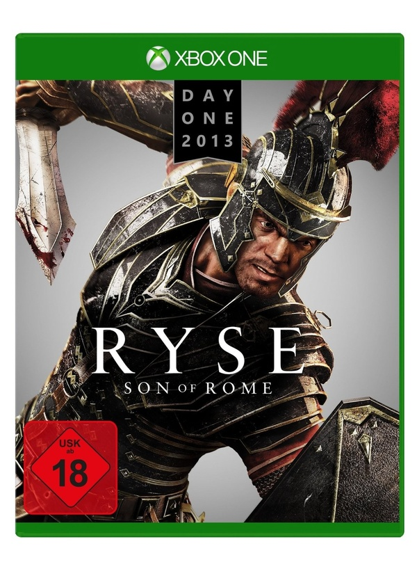 Cover zu Ryse: Son of Rome