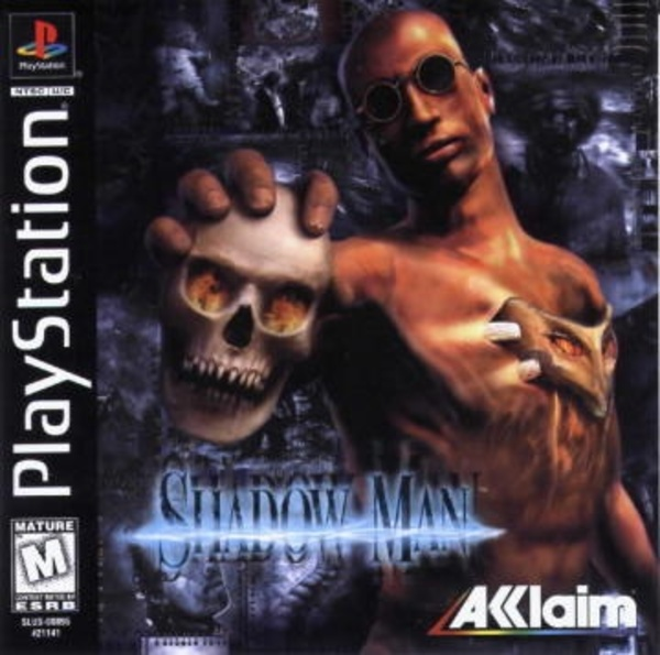 Cover zu Shadow Man