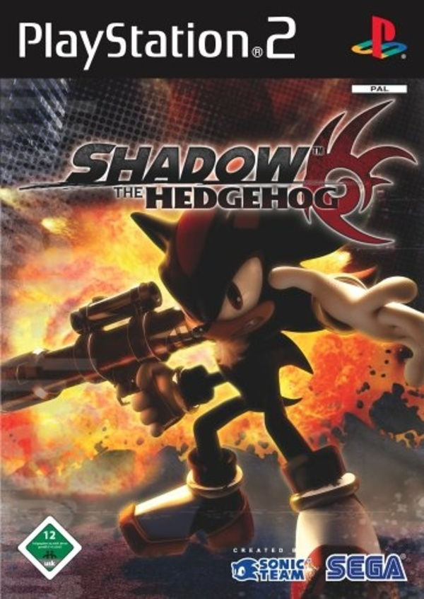 Cover zu Shadow the Hedgehog