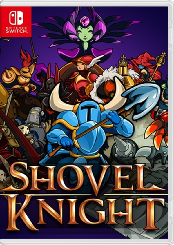 Cover zu Shovel Knight: Treasure Trove