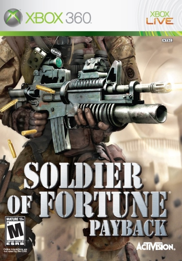 Cover zu Soldier of Fortune: Pay Back