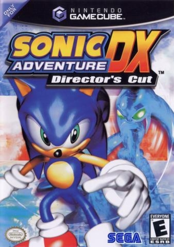 Cover zu Sonic Adventure DX